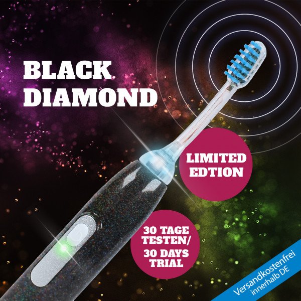 "Metallic ""Black Diamond"" limited edition"