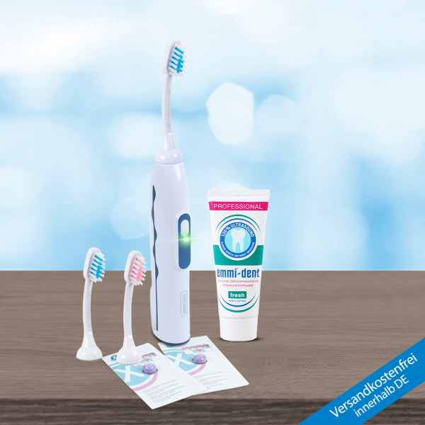Ultrasonic toothbrush - Professional 2.0. - Basic Set