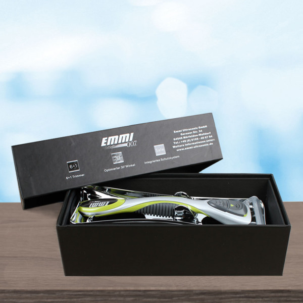emmi®-0.0.7 - 7 Blade Razor - Green