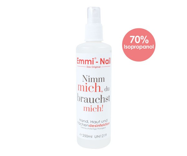 Hand and surface disinfectant - 250ml