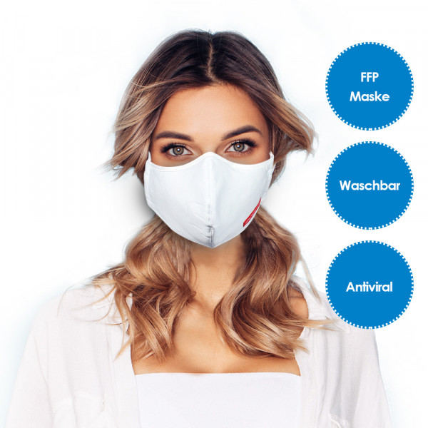 Nanosilver FFP mouth and nose mask *washable*