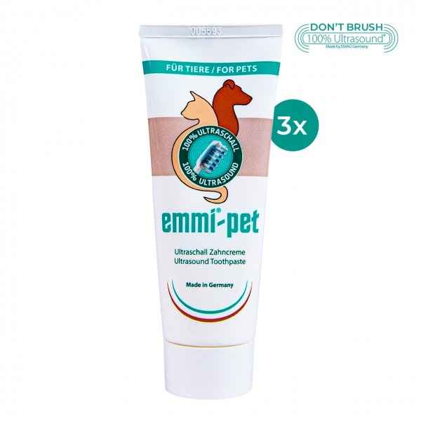 Ultrasonic Toothpaste emmi®-pet - 3