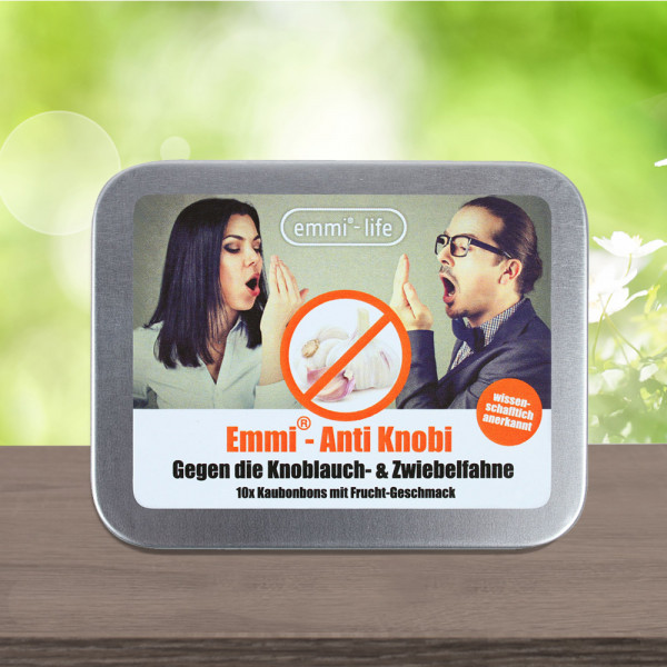 emmi®-life - Anti Garlic Tablets