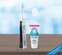 Ultrasonic toothbrush - Platinum Basic Set - Carbon