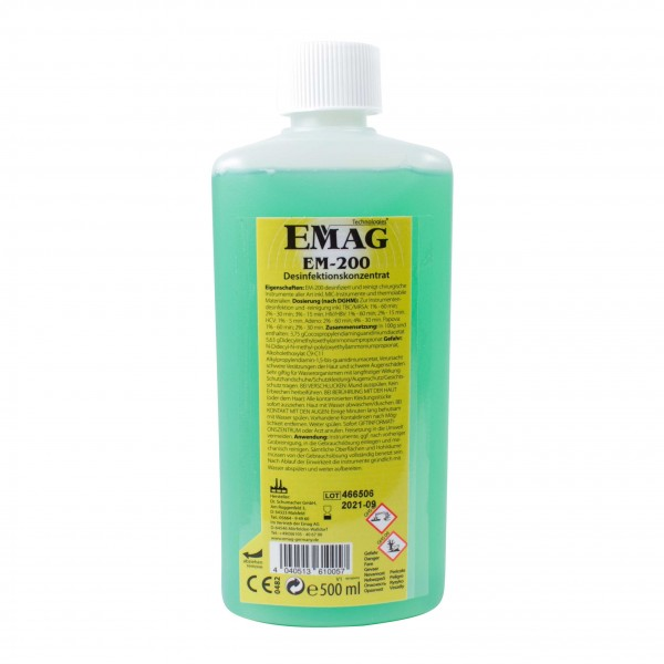 EM-200 Disinfection concentrate 500ml