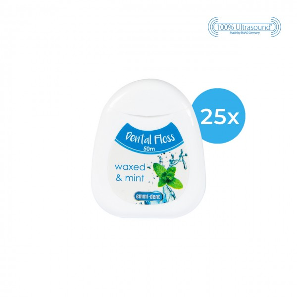 Dental Floss - Pack of 25