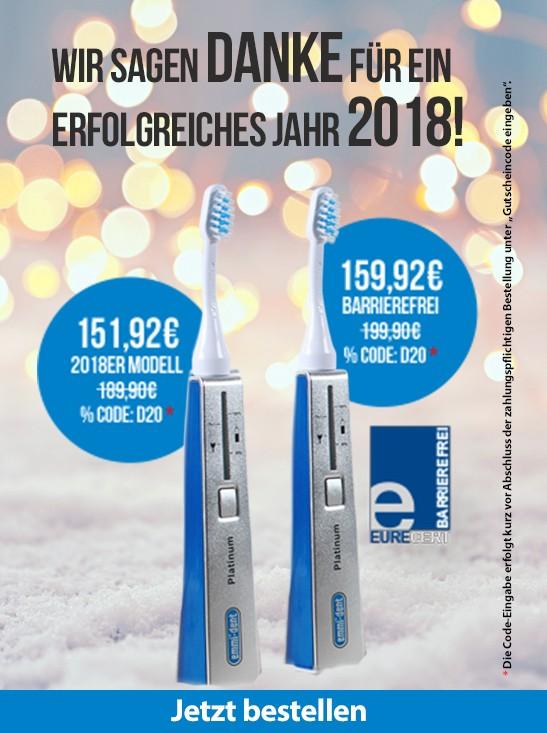 The ultrasonic toothbrush | emmi®-dent