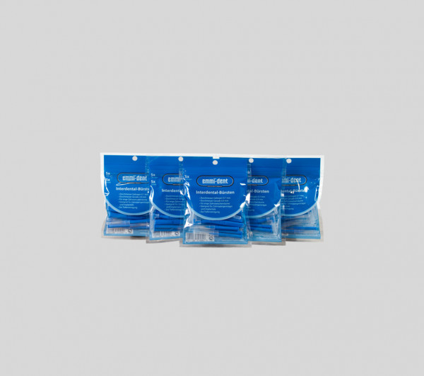 Interdental Brushes Pack of 5