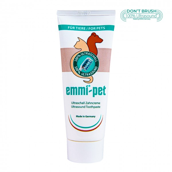 Ultrasonic-Toothpaste emmi®-pet