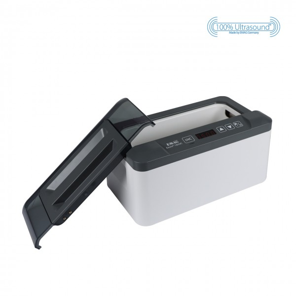emmi®-16 UV-C ultrasonic cleaner + UV-C light + EM 80