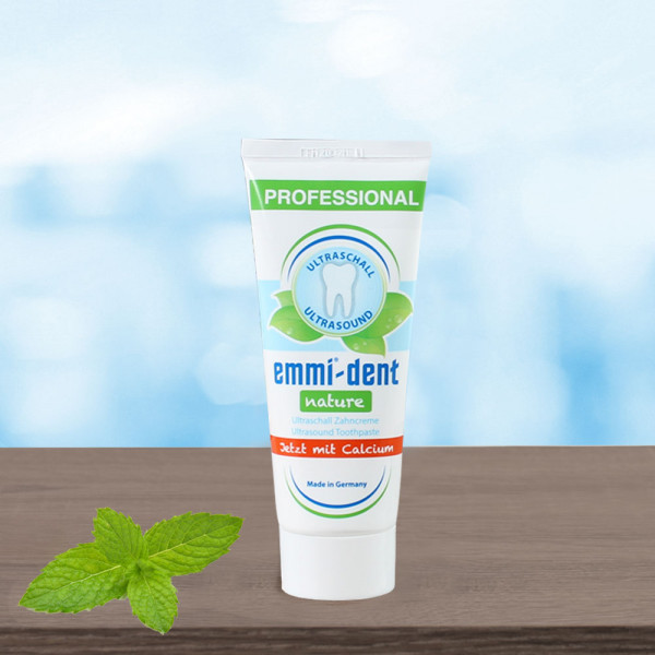Nature Calcium Toothpaste (without packaging)