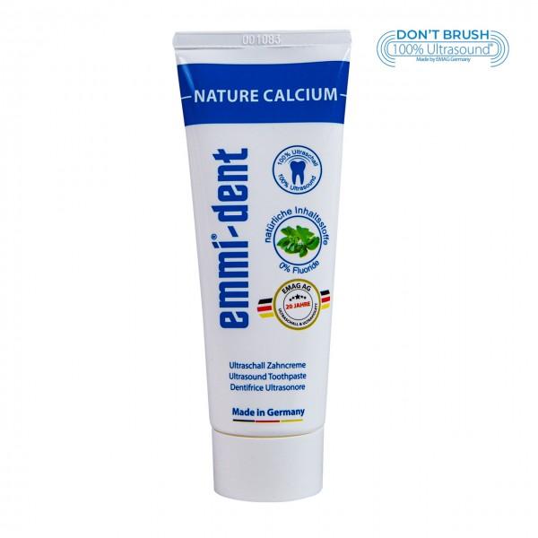"""Ultrasonic Toothpaste - """"nature calcium"""""""