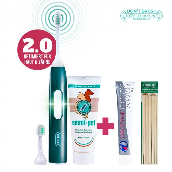 emmi-pet-daily-set-orozyme-rosewood-sticks-ultrasonic-toothbrush-for-pets-dog-daily-dental-care