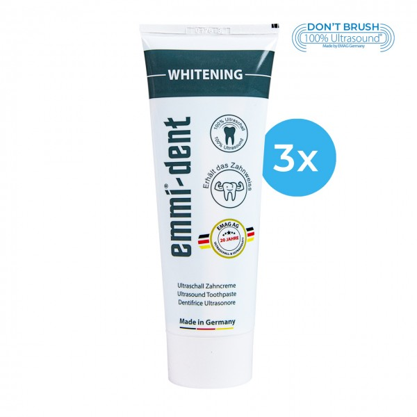 "Ultrasonic Toothpaste - ""whitening"" 3"