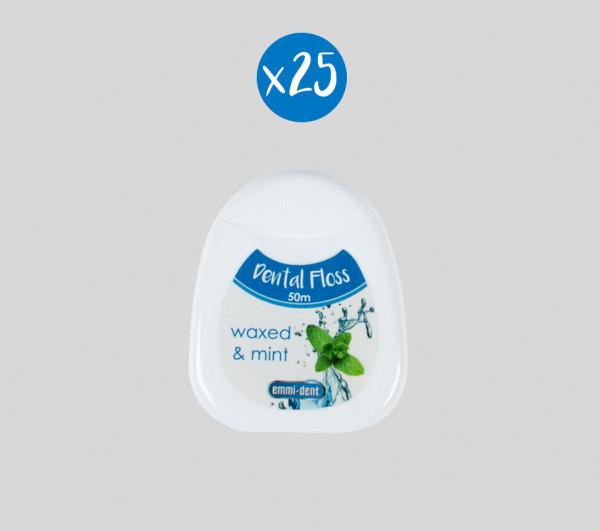 Dental Floss - Pack of 25