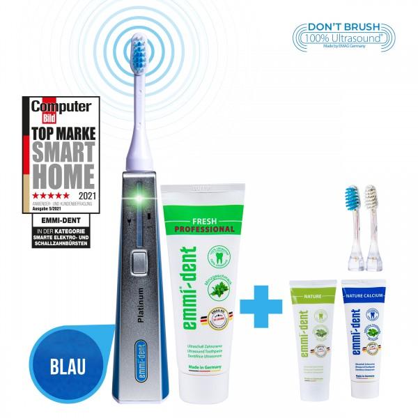ultrasonic-toothbrush-platinum-blau-nature-set-calcium-toothpaste