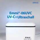 06 UV-C - Ultrasonic cleaner + disinfection with UV-C light