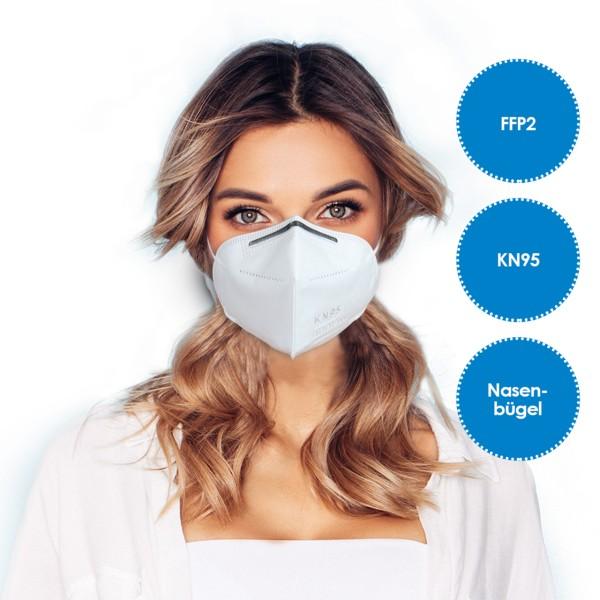 FFP2 Respirator mask KN95