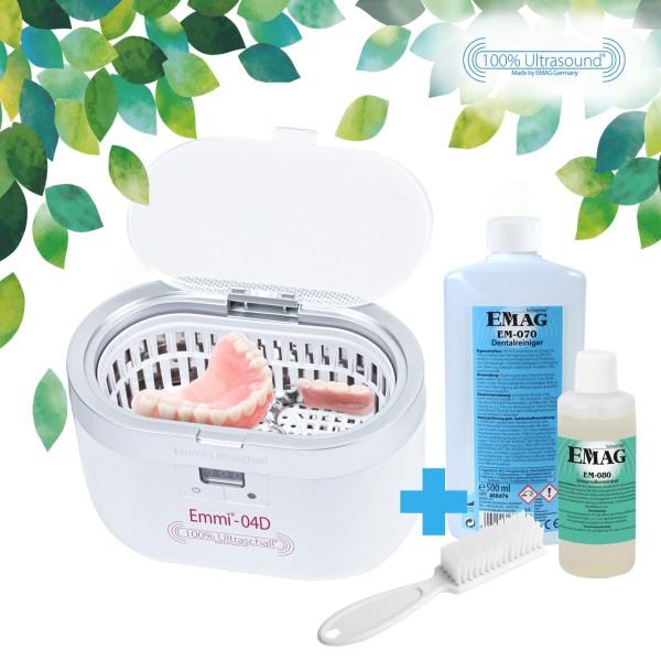 emmi®-04D Ultrasonic prostheses cleaner