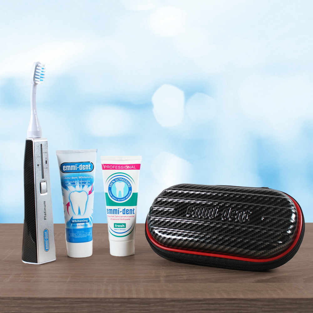 Edition Platinum: Toothbrushes Attachments