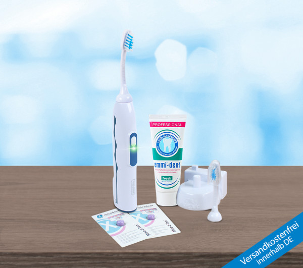Ultrasonic toothbrush - Professional 2.0. - Basic Set