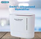 Ultrasonic humidifier *oval* + Room Freshener Lavender