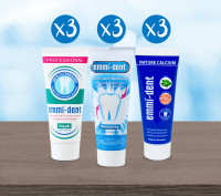 Ultrasonic Toothpaste - Prevention Set