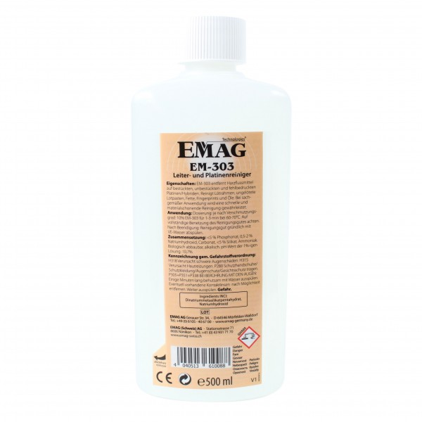 EM-303 Conductor and circuit board cleaner 500ml