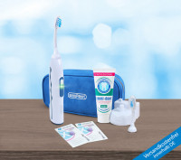 Ultrasonic toothbrush - Professional 2.0. - Travel Box Set
