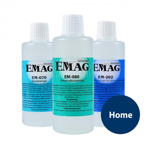 """EM-Concentrate-Set """"Home"""" 3x100 ml"""