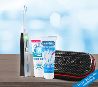 Ultrasonic toothbrush - Platinum Carbon Edtiton