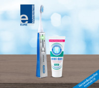 Ultrasonic toothbrush - Platinum Care - World First