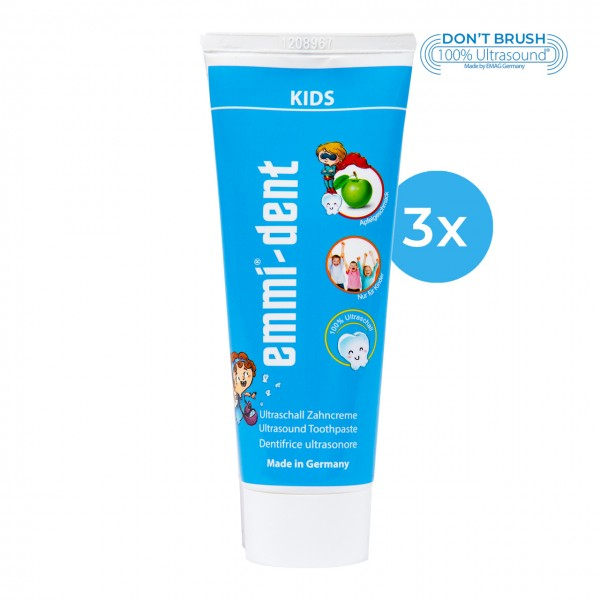 "Ultrasonic Toothpaste - ""kids"" 3"