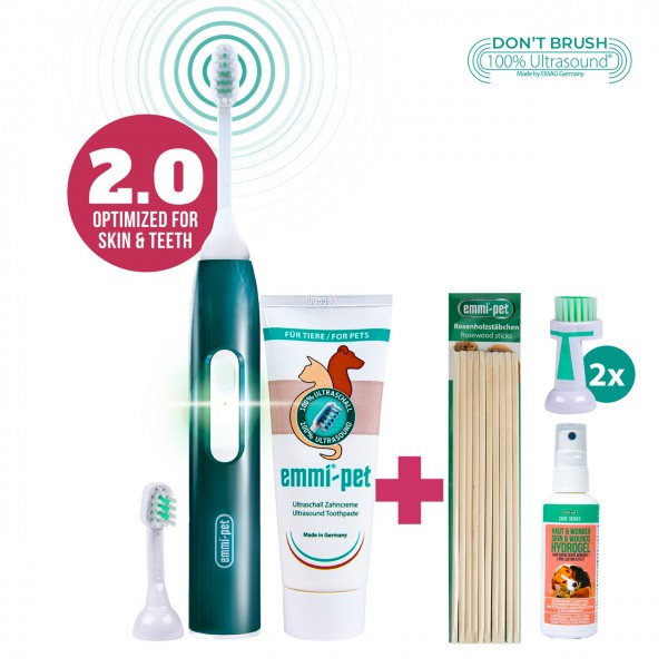 emmi®-pet 2.0 Skin & Tooth Care Set