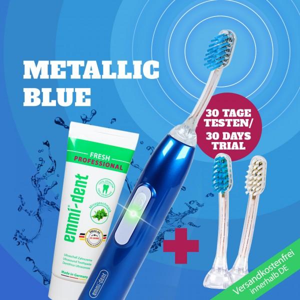 "Ultrasonic Toothbrush - Metallic ""Dark Blue"""