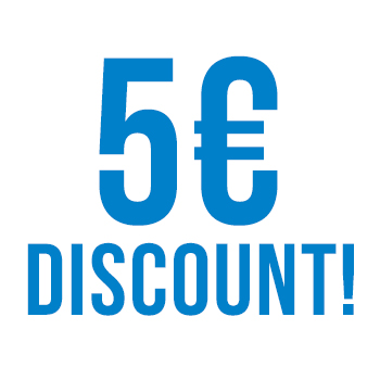 Secure 5€ Discount