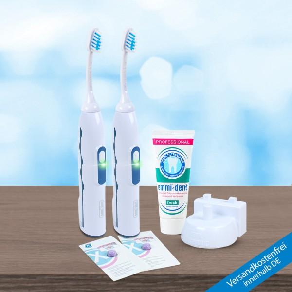 Ultrasonic toothbrush - Professional 2.0. - Partner Set
