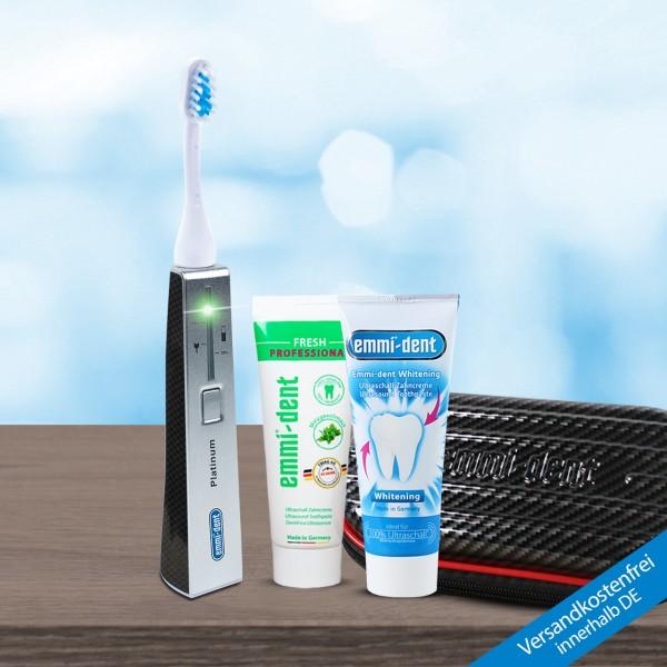 Ultrasonic toothbrush - Platinum Carbon Edtiton