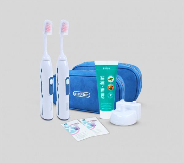 emmi®-dent Professional 2.0. - Travel Box Partner Set