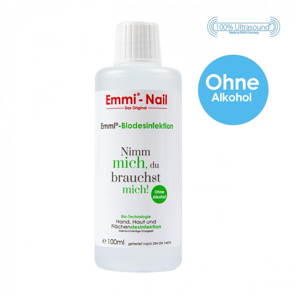 Emmi®-Nail Hand and surface disinfectant Refill Bottle - 250ml